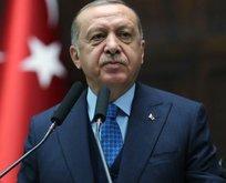 Başkan Erdoğan, Kerem Kınık'ı kutladı