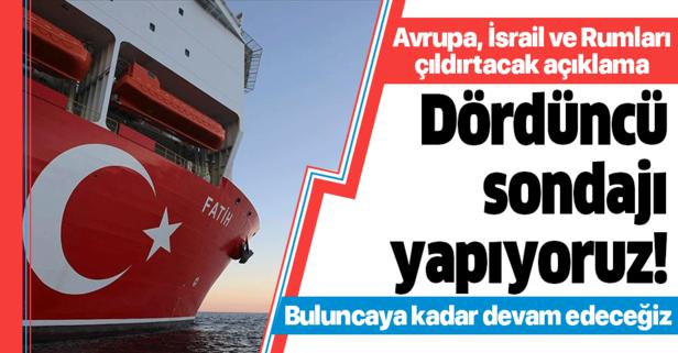 Bakan Dönmez'den flaş Doğu Akdeniz açıklaması