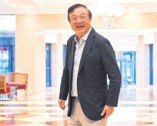 Huawei rest çekti