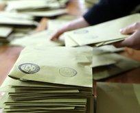 Seçim kanununa muhalefet eden 124 kişiye işlem yapıldı
