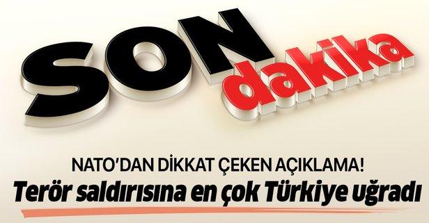 NATO'dan yeni Türkiye açıklaması!