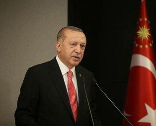 Başkan Erdoğan'dan Batı merkezli ekonomik saldırılara sert tepki