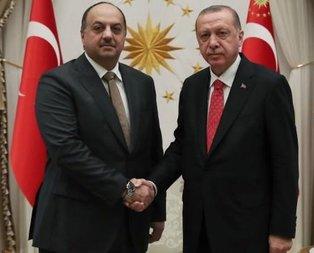 Erdoğandan Beştepede kritik kabul!