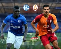 Schalke - Galatasaray maçı hangi kanalda?