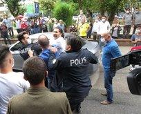 Kadıköy'de nefes kesen kovalamaca