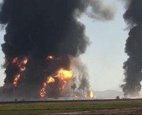 Afganistan'da iftar saatlerinde şiddetli patlama
