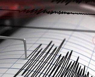 Son dakika: Akdeniz'de 4.1 büyüklüğünde deprem | Son depremler