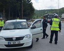 Trafik cezalarında indirim müjdesi
