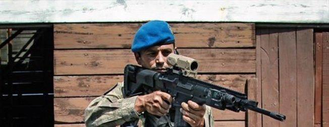 Mehmetçikin yeni tüfeği dakikada 700 mermi atıyor