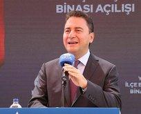 Ali Babacan'ın SMS demokrasisi