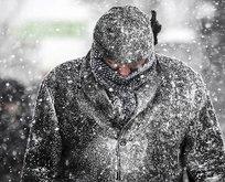 Meteoroloji'den 6 ile kar yağışı uyarısı