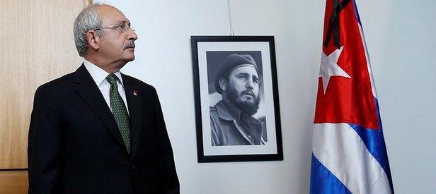 CHP Castro için Küba'ya gidiyor