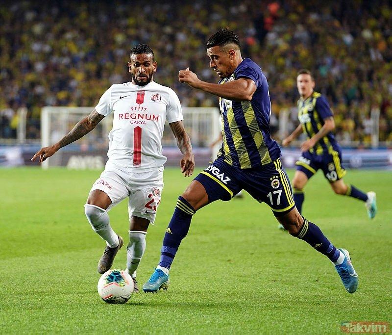 Ersun Yanal'ın yeni gözdesi Ocak'ta Fenerbahçe'de!