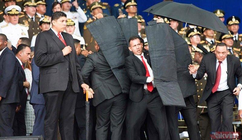 Maduro: Beni öldürme emri verildi