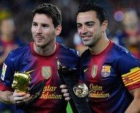 Lionel Messi Xavi'nin rekoruna ortak çıktı
