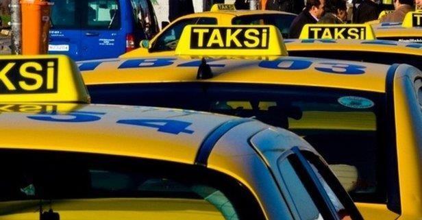 Taksici yine zam istiyor