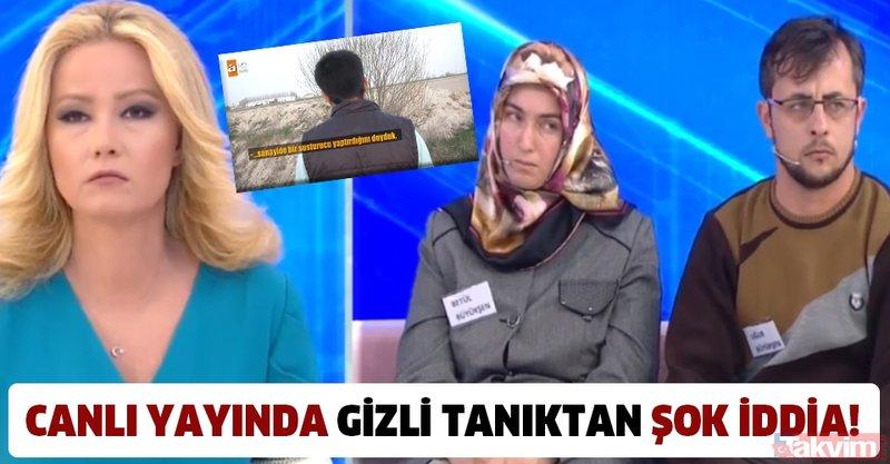 Müge Anlı canlı yayınında Konya'daki korkunç cinayetle ilgili gizli tanıktan çarpıcı iddia: Ertuğrul Ekmekçi sanayide...
