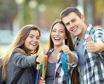 Başarılı öğrenciye 7800 TL
