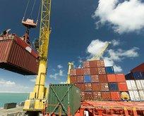Dış ticaret açığı Temmuz'da çakıldı
