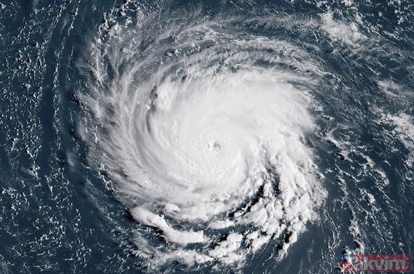 ABDde Florence kasırgası alarmı