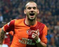 Süper Lig ekibinden Sneijder hamlesi: Görüşüyoruz