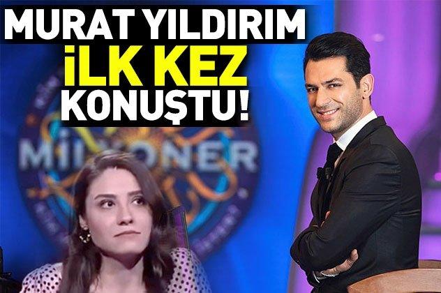 Kim Milyoner Olmak İsterin olay sorusuna Murat Yıldırım ilk kez yorum yaptı!
