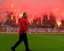 Galatasaray'dan derbi öncesi taraftar kararı