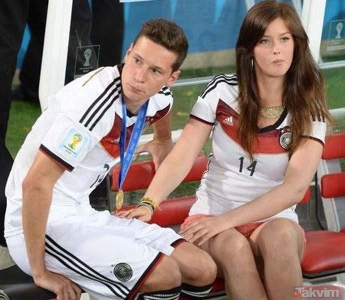 İşte ünlü futbolcuların eşleri veya sevgilileri