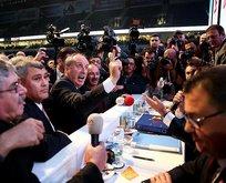 CHP kurultayında oylar çalındı