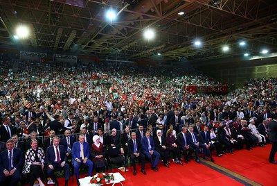 Cumhurbaşkanı Erdoğan Saraybosnada