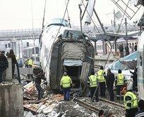 Hükümetten tren kazasıyla ilgili flaş açıklama