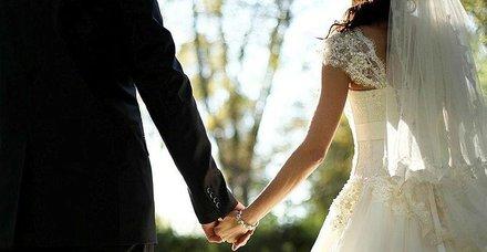 Düğün takısına nafaka haczi