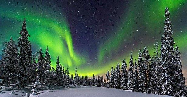 İnsanlığı büyüleyen kuzey ışıklarının sırrı çözüldü