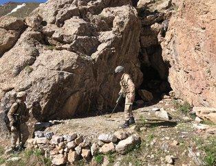 İçişleri Bakanlığı açıkladı! PKK'ya ağır darbe: 859 sığınak, barınak, mağara imha edildi