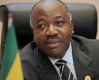 Gabon Cumhurbaşkanı ülkesinden yine ayrıldı!
