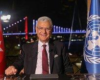 Çavuşoğlu, BM 75. Genel Kurul Başkanı ile görüştü