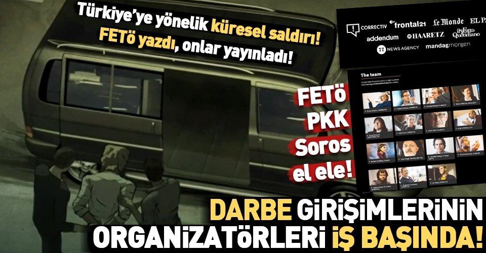Türkiye'ye yönelik küresel karalama tezgahı!