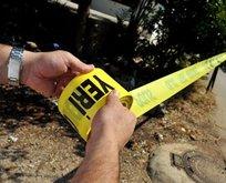 Korkunç olay! Evin bahçesinde ceset parçaları bulundu