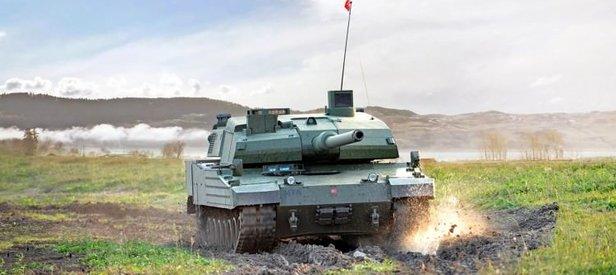 Altay Tankı için kritik gelişme
