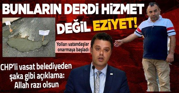 CHP'li belediyenin derdi hizmet değil eziyet!