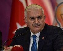 Yıldırım'dan Kılıçdaroğlu'na geçmiş olsun mesajı