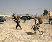 ABD'li askerlerin bulunduğu üsse roketli saldırı