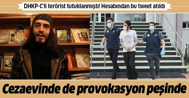 DHKP-C'li Kulaçoğlu cezaevinde de provokasyon peşinde