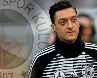 Ve Mesut Özil Fenerbahçe'de!
