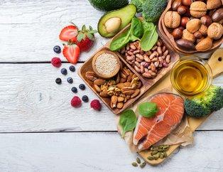 Bu besinler vücudu baştan aşağı yeniliyor! İşte vücudu tamir eden sağlıklı besinler...