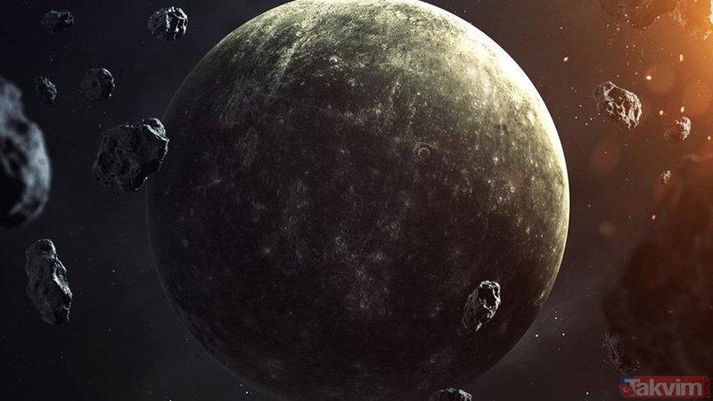 Merkür, Pazartesi günü Dünya'ya 101 milyon kilometre uzaklıkta olacak! Gözlerinize dikkat edin!