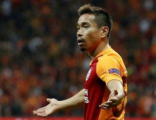 Galatasaray - Trabzonspor maçında Nagatomo'dan  hakem Ümit Öztürk'e şok eden küfür!