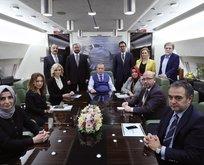 Başkan Erdoğan: CHP siyaset değil yalan üretiyor
