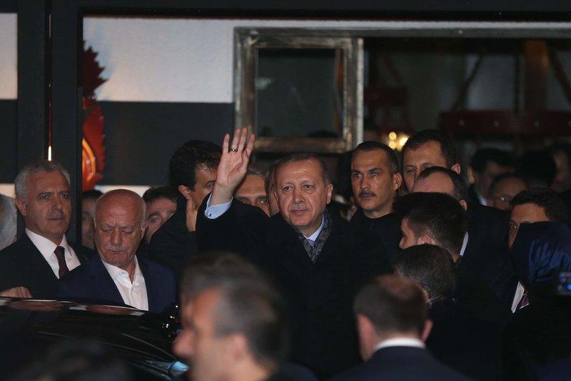 Cumhurbaşkanı Erdoğandan sürpriz ziyaret