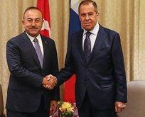 Çavuşoğlu, Rus mevkidaşı ile Münih'te görüşecek